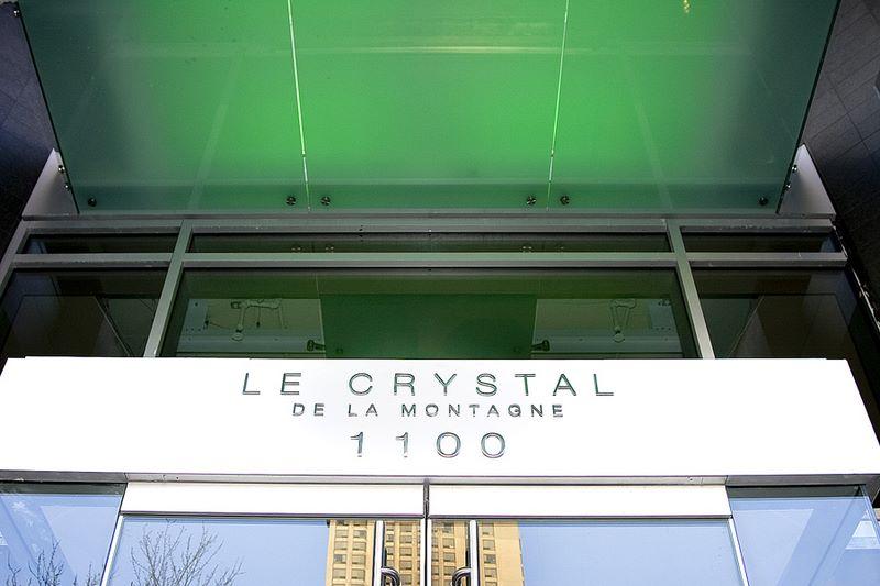 Le Crystal © B. Lieberman