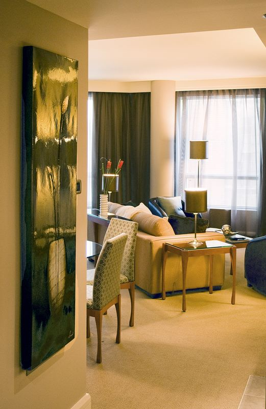 Guestroom artwork © B. Lieberman
