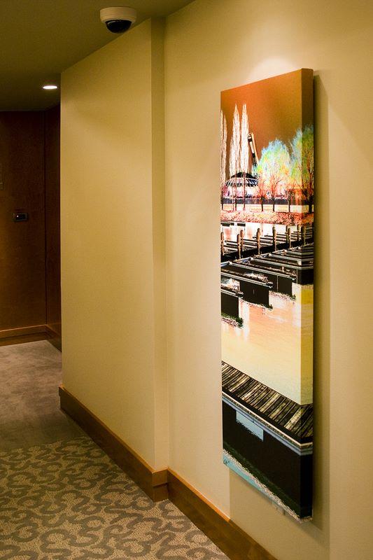 Corridor artwork © B. Lieberman